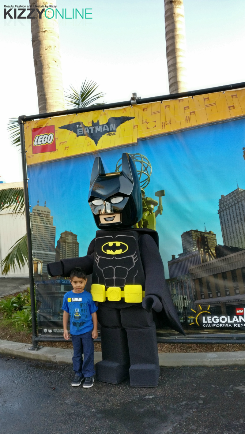 LEGO Batman Movie Days LEGOLAND California