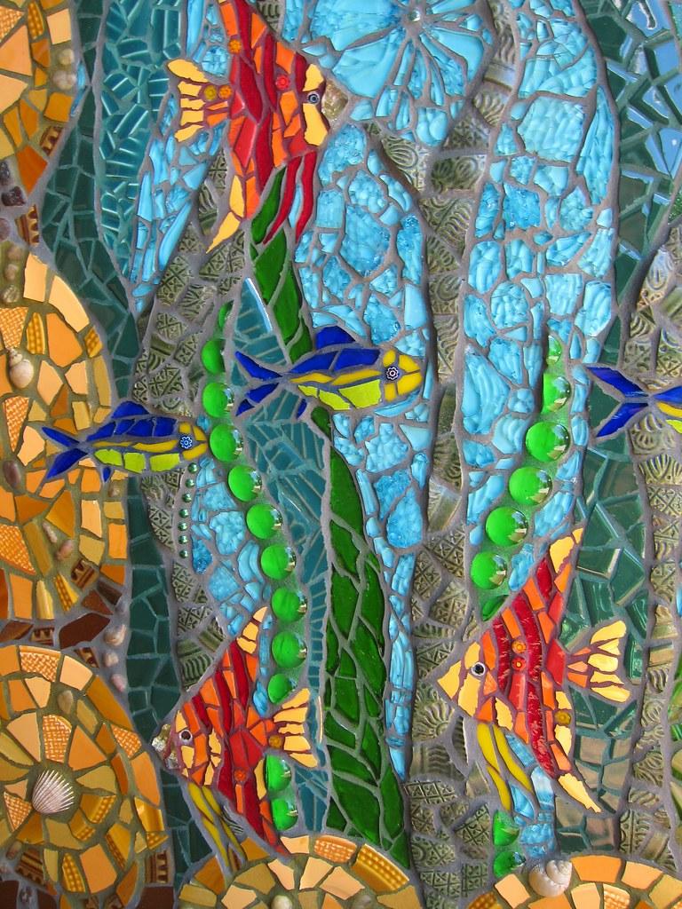 Water Goddess Detail Frances Green Flickr