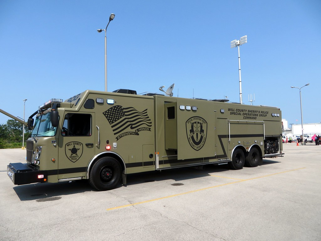 Il Will County Sheriff S Office Special Operation Group