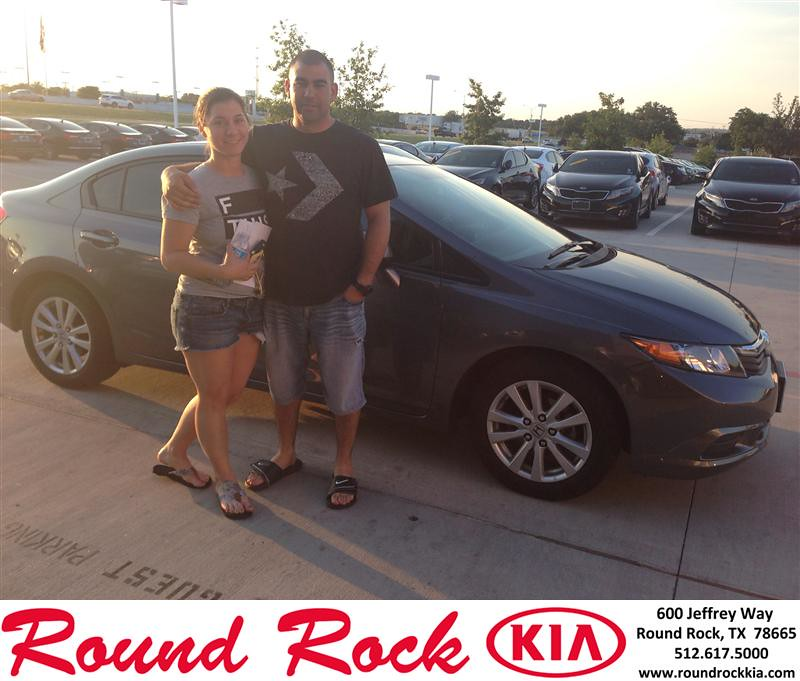 Kia Round Rock >> Congratulations to Sarah Chapusesux on your new car purcha…   Flickr