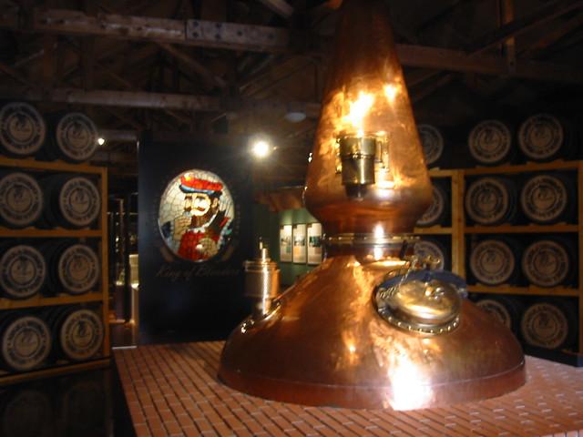 ニッカウイスキー余市工場 Nikka Whisky Yoichi factory