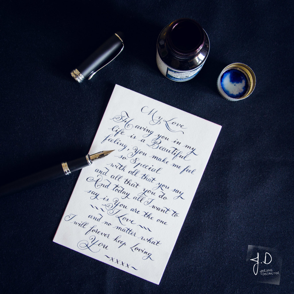Jinhao Custom Flex Nib (Lien en description)
