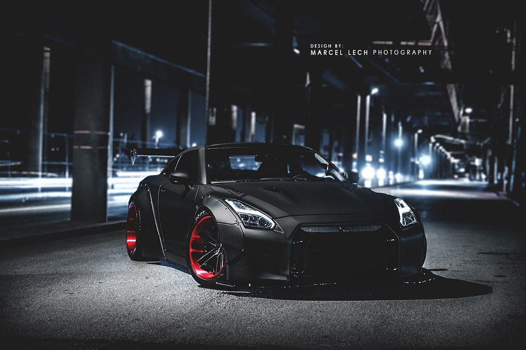 Liberty Walk R35 Gt R Render Like My Facebook Page Flickr