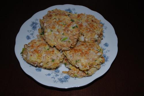 5 grain zucchini cakes (3)
