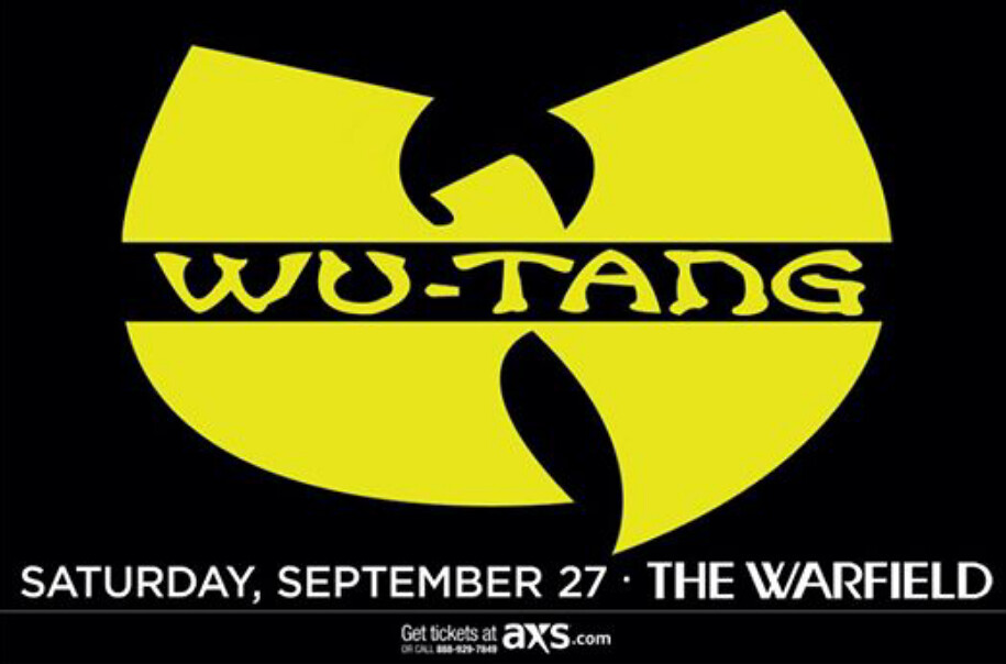 Wu-Tang Clan @ The Warfield