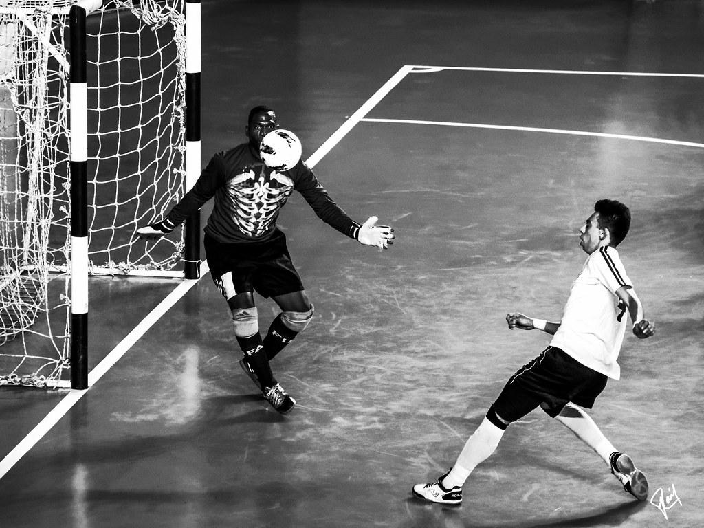 Futsal Wallpaper: Futsal Havana Goal Keeper