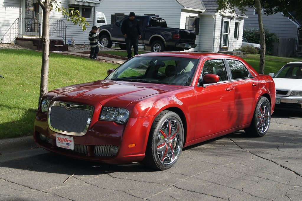 2007 chrysler 300 srt8 my next door neighbors martin. Black Bedroom Furniture Sets. Home Design Ideas