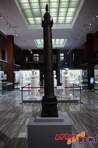 Модель Вандомской колонны