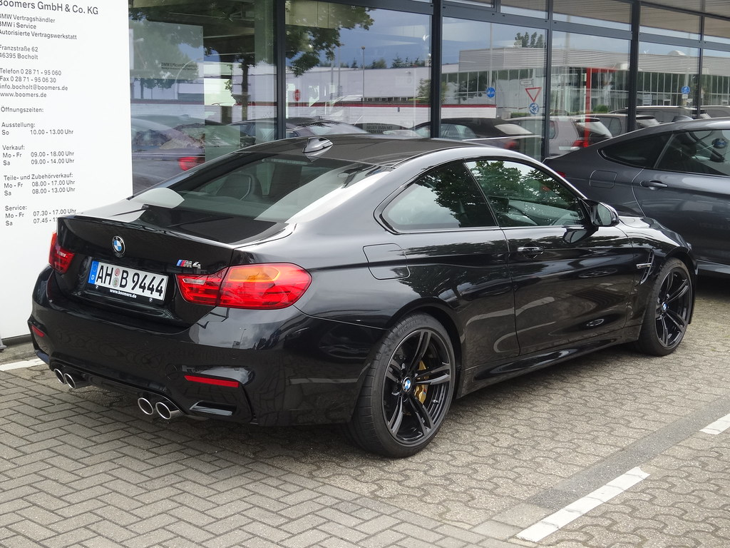 New Bmw 4 Series >> New BMW M4 | BMW is rapidly expanding its 4-series. After th… | Flickr