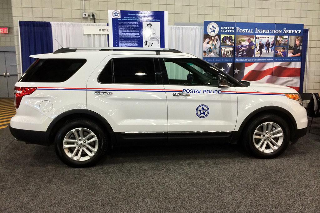 Us Postal Police Suv Us Postal Police Joe C Flickr