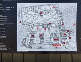 Greenwich Park Map