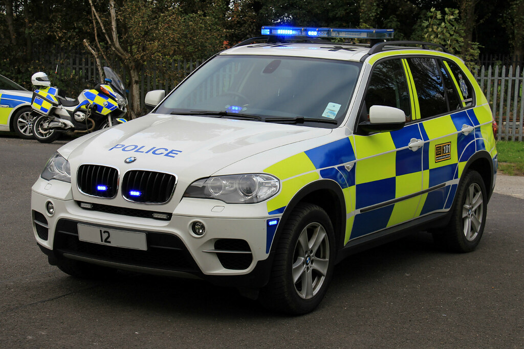 Humberside Police BMW X5 Armed Response Vehicle | One of ...