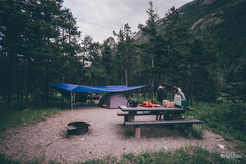Crandell Campground