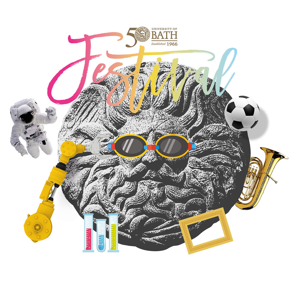 The University of Bath Festival logo
