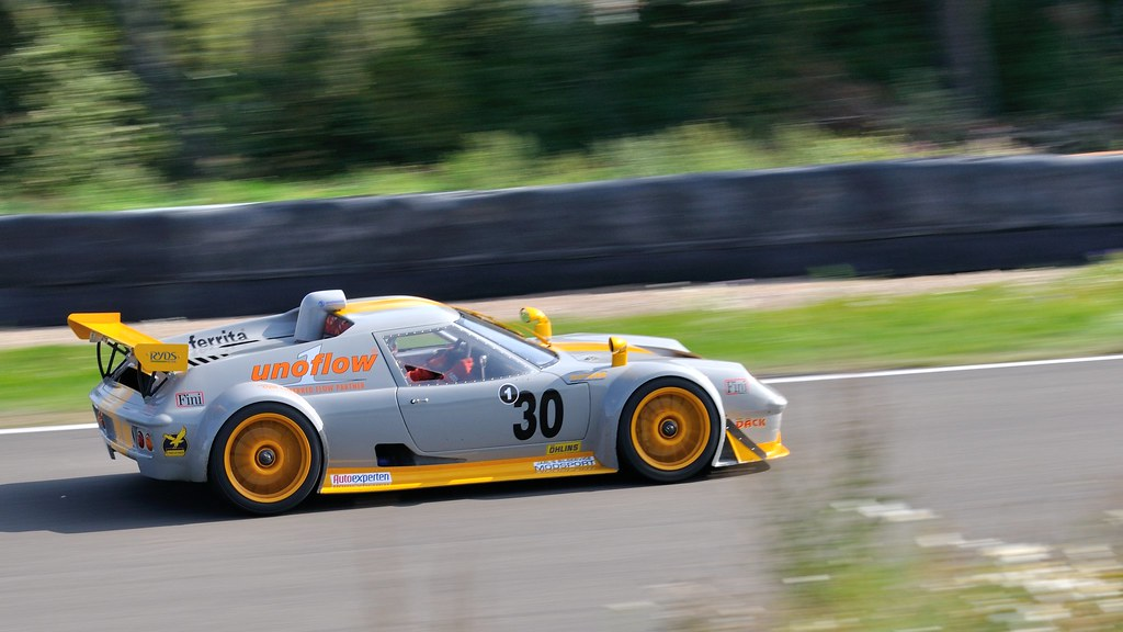 Lotus Europa Race Car