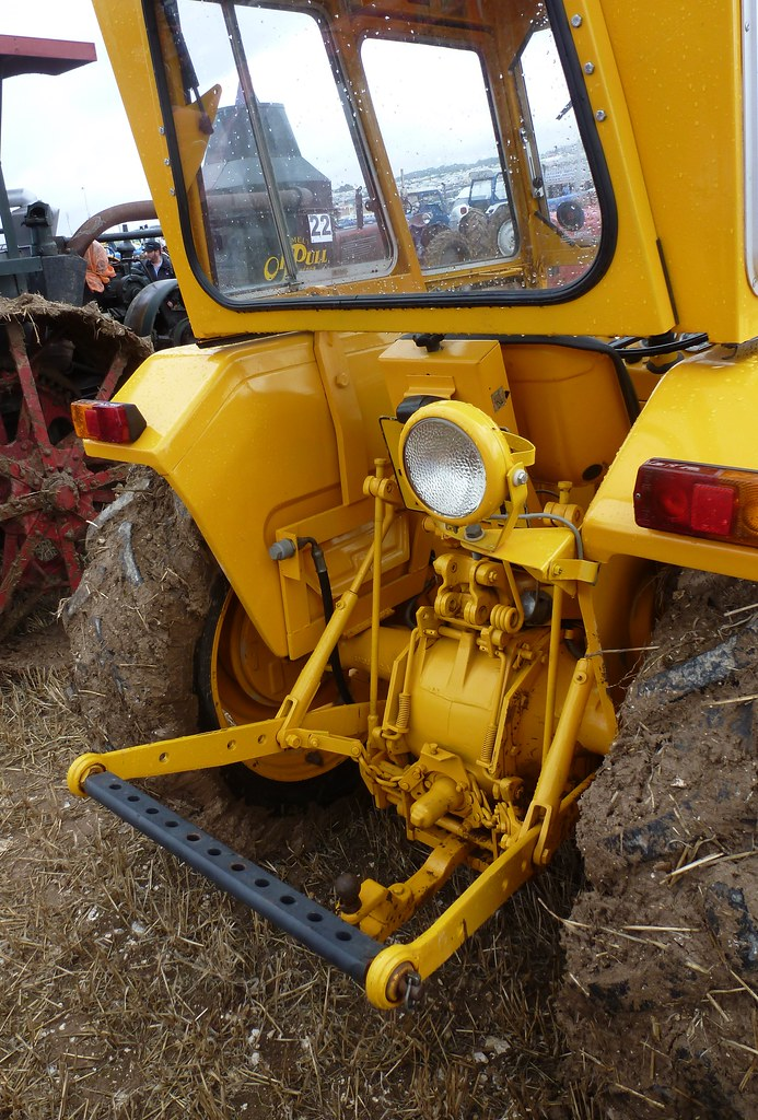 Ferguson 40 Industrial Tractor : Mf massey ferguson industrial tractor