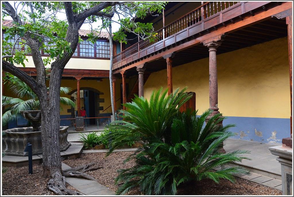 San cristobal de la laguna tenerife casa de alvarado - Casas en la laguna ...