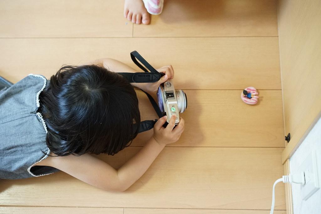 子どもとカメラ1