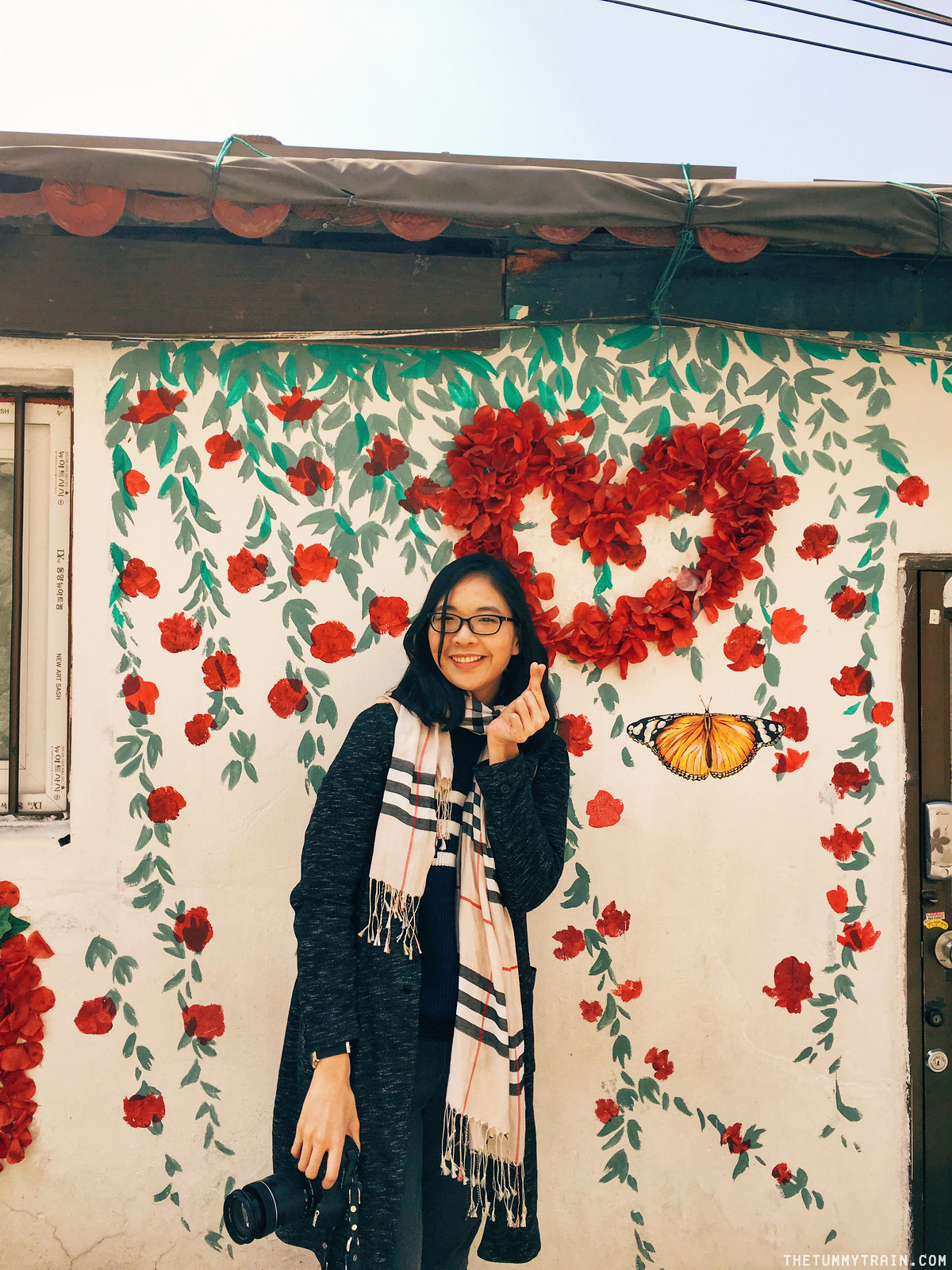 32782209504 c61a46cfe2 h - Seoul-ful Spring 2016: A mini exploration of Ihwa Mural Village