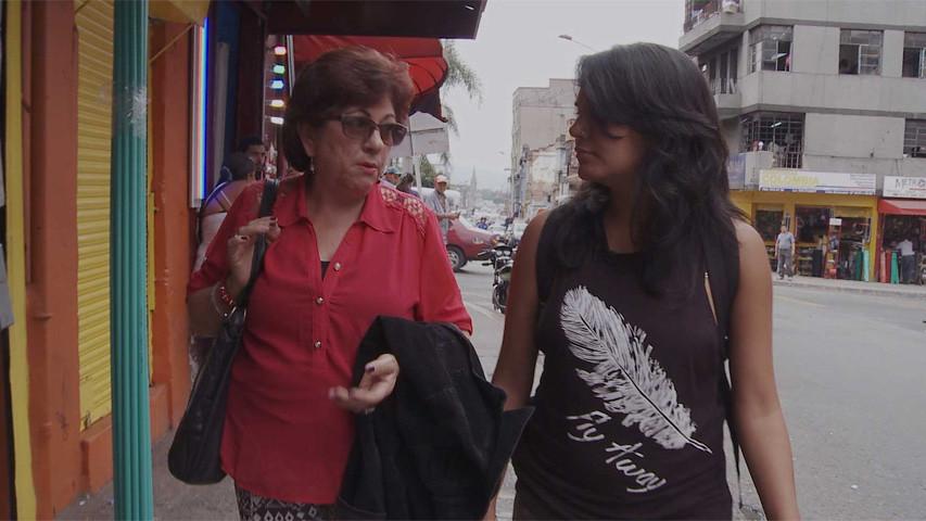 Mujeres a la calle