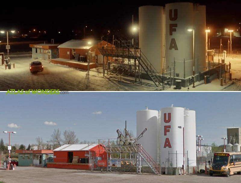 Fargo film locations