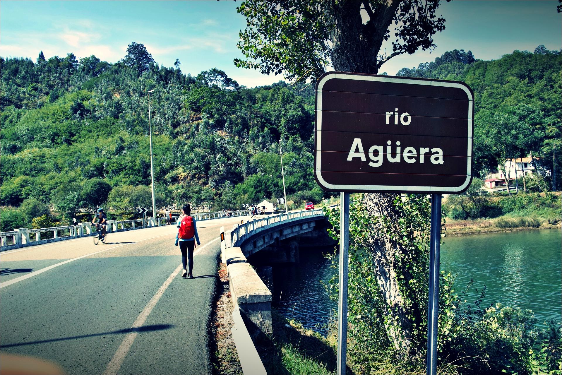 다리-'카미노 데 산티아고 북쪽길. 카스트로 우르디알레스에서 리엔도. (Camino del Norte - Castro Urdiales to Liendo) '