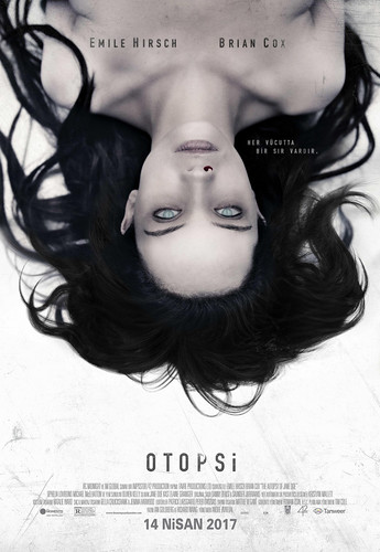 Otopsi - The Autopsy of Jane Doe (2017)