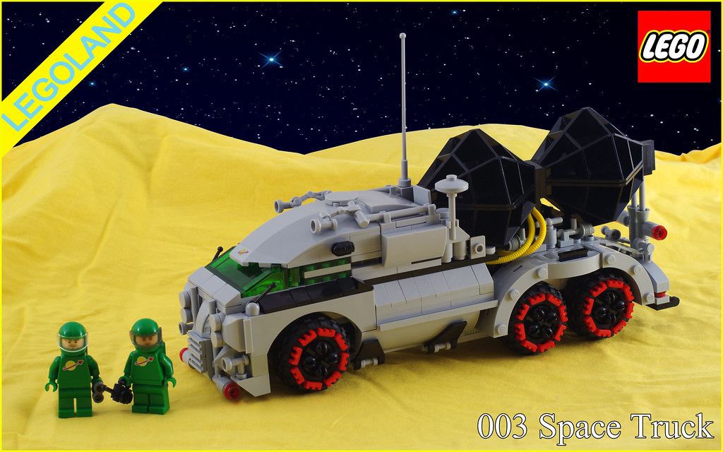 Space Truck 01 Hello I Wanted To Build A Neo Classic