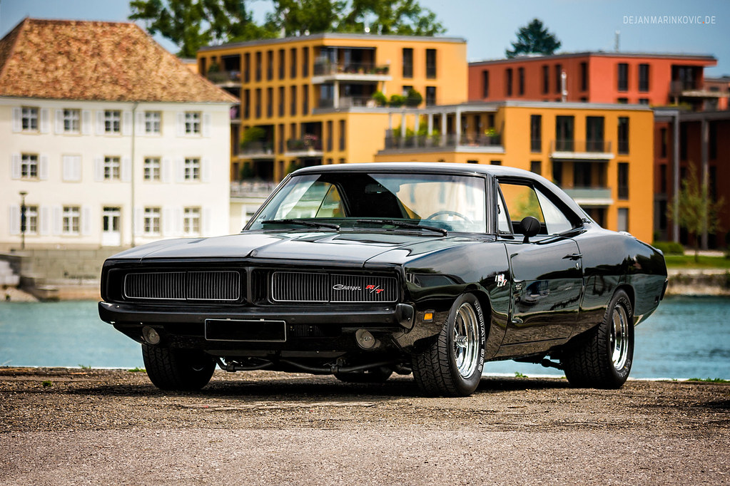 Black 1969 Dodge Charger R T 1969 Dodge Charger R T