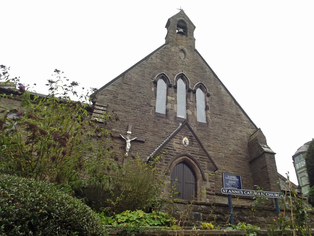 St anne 39 s catholic church terrace road buxton the for 4 church terrace docking