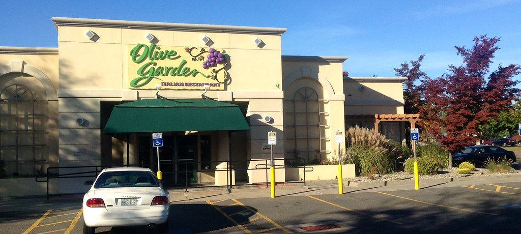 Olive Garden Enfield Ct 10 2014 By Mike Mozart Of Theto Flickr