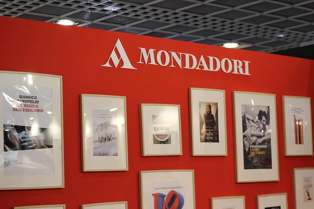 Mondadori - Frankfurt Buchmesse