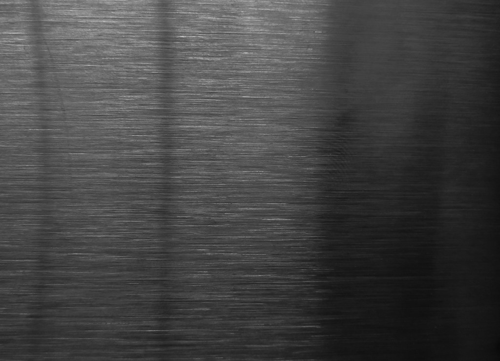 Brushed Steal Metal Texture Dark Steel Wall Photo Cold Bla