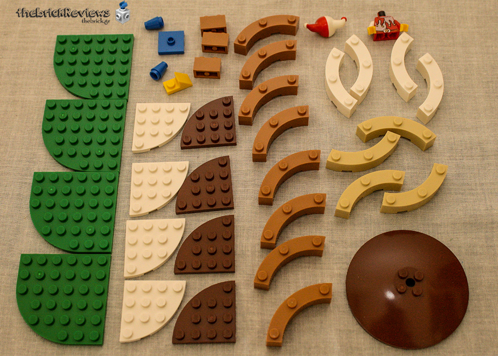 ThebrickReview: LEGO 40153 - Birthday Table Decoration 32893869803_b70d6d8b1b_o