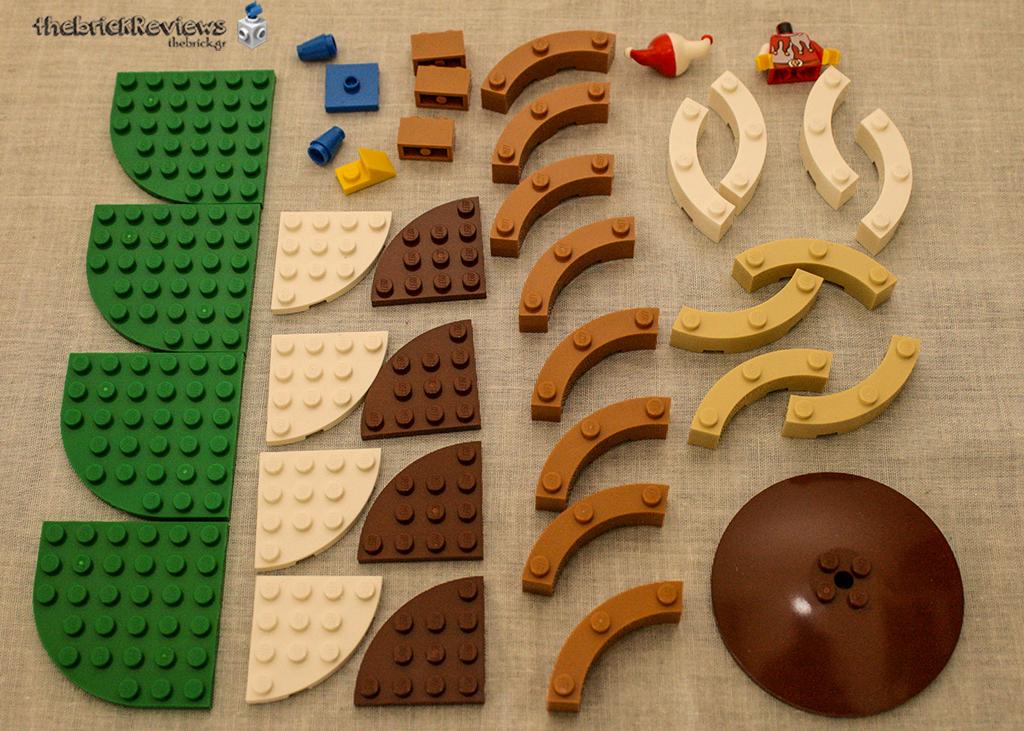 ThebrickReview: LEGO 40153 - Birthday Table Decoration 32893869803_b70d6d8b1b_o