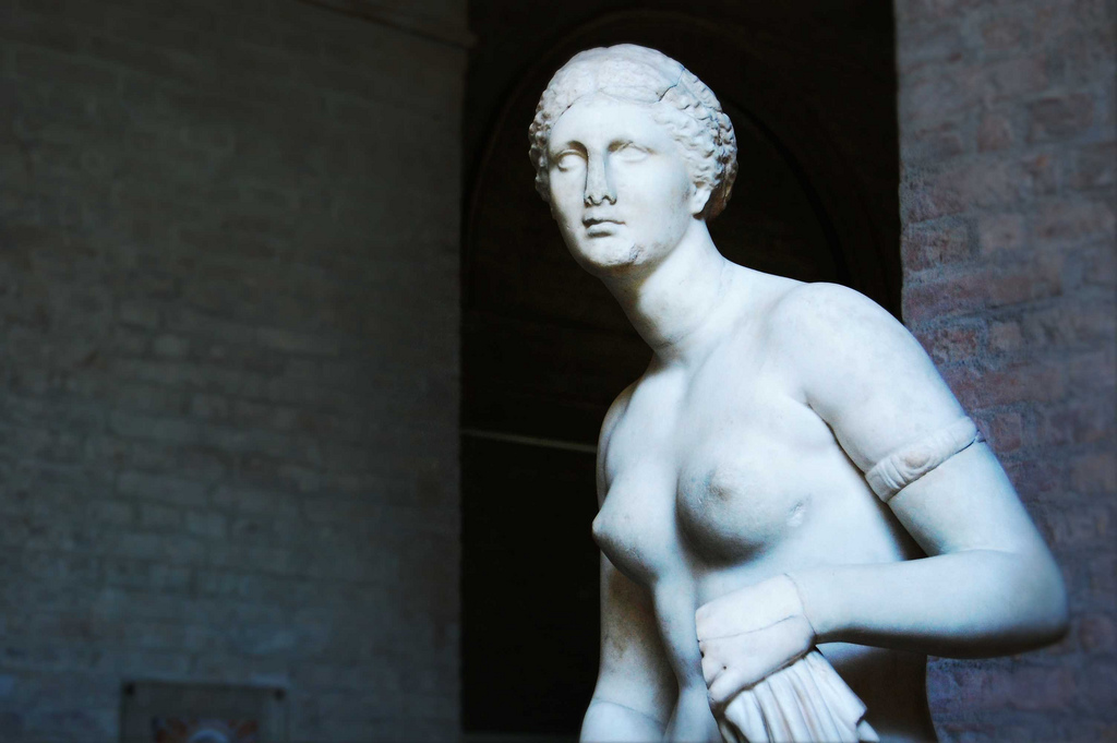 Glyptothek, Andrei S.: Beauty in Stone, 6. Juli 2008