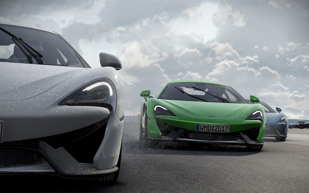 Mclaren 570s Project Cars 2 Www Projectcarsgame Com Flickr