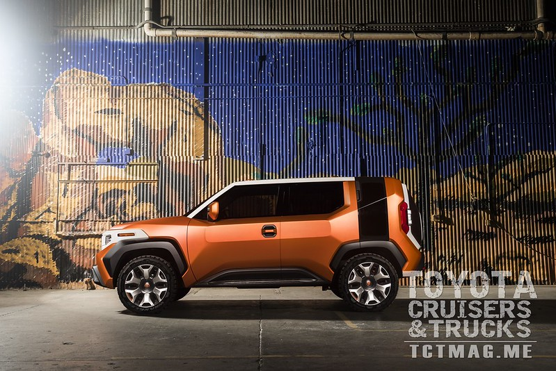 Toyota FT-4X Concept Crossover