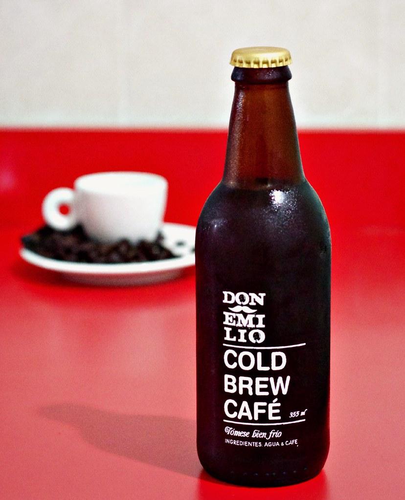 Cold Brew Caf Don Emilio Coffee Jrsnchzhrs Flickr