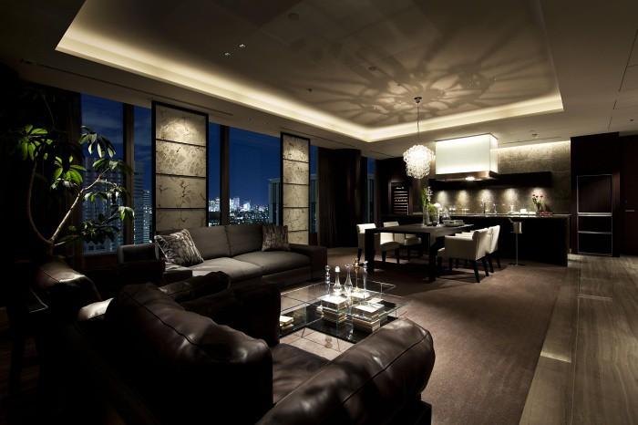Tokyo Penthouse - Living Room Area (2) | Lady Miranda's ...