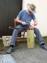 scythe peening course