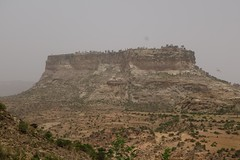Mosteiro de Debre Damo, Etiópia