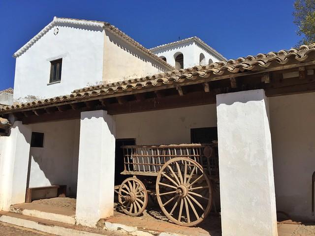 La casa de Dulcinea en El Toboso (Toledo) - Ruta de Don Quijote de La Mancha