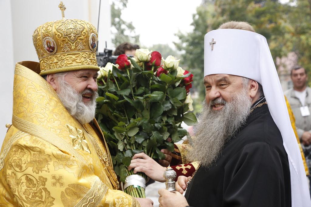 Наместник александро-невской лавры, епископ кронштадтский назарий, отметил