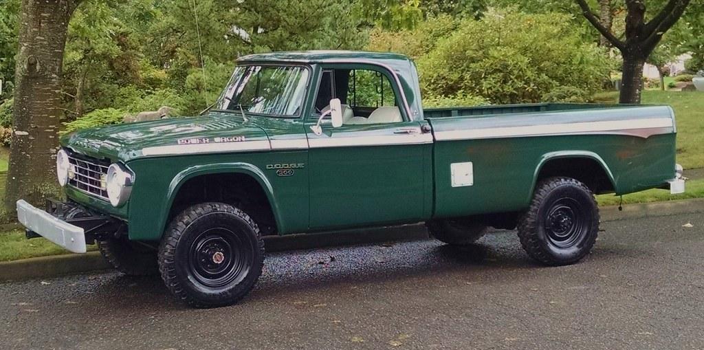 Dodge Power Wagon For Sale >> 1965 Dodge Power Wagon W200   For sale on EBay. Very nice, o…   Flickr