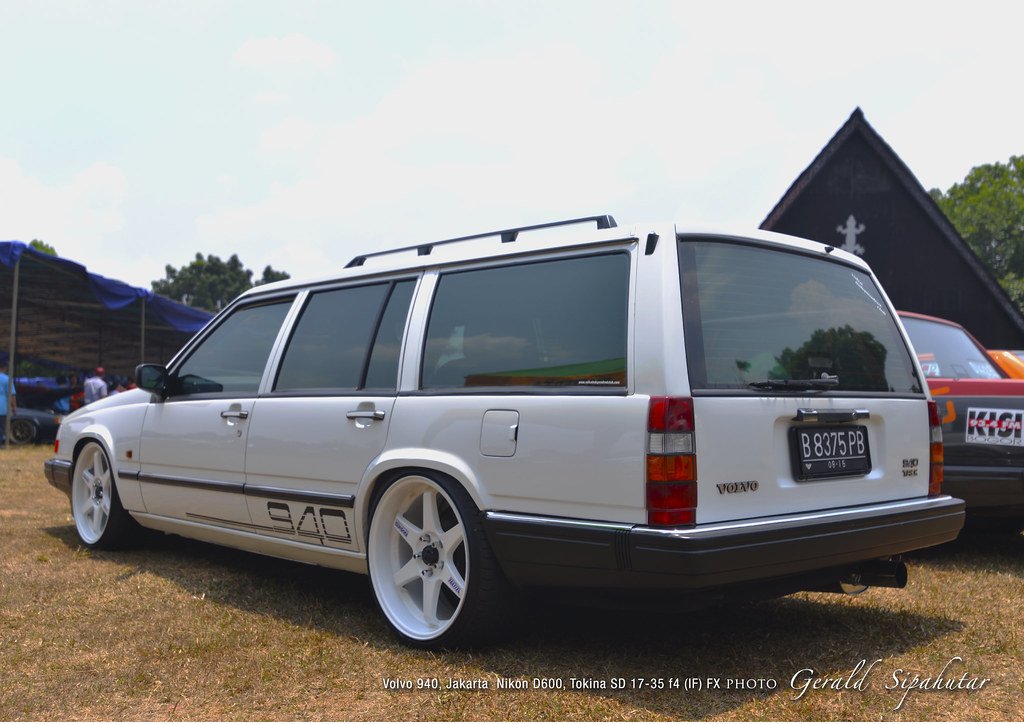 Volvo 940 Volvo 940 The Volvo 940 Is Among The Last In