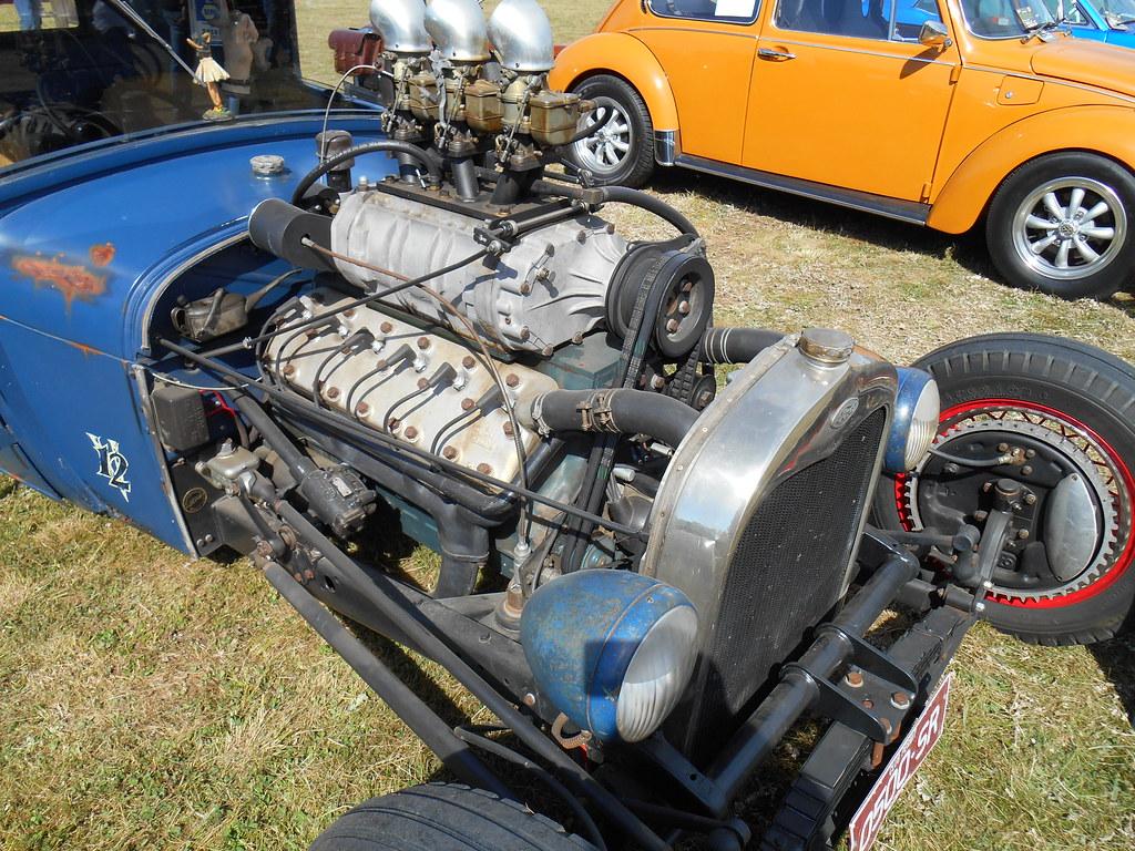 1930 Ford Model A Pickup V12 Lincoln A Custom 1930 Ford