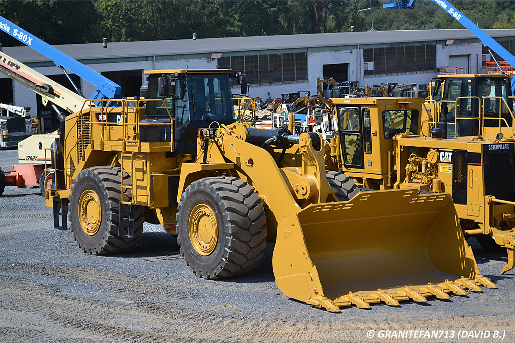 2014 Cat 988k Loader Trucks Buses Amp Trains By
