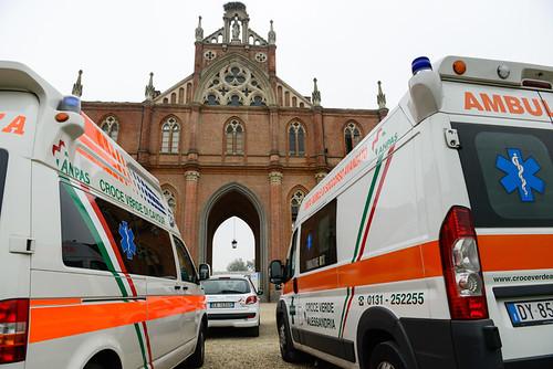 Ambulanze Anpas Piemonte