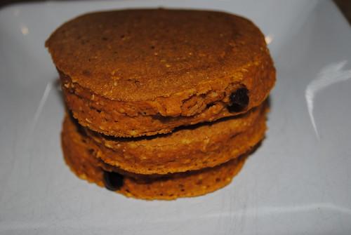 Chocolate Chip Pumpkin Pancakes (1)
